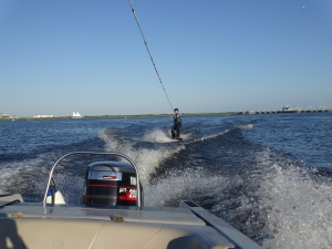 Wakeboard wide